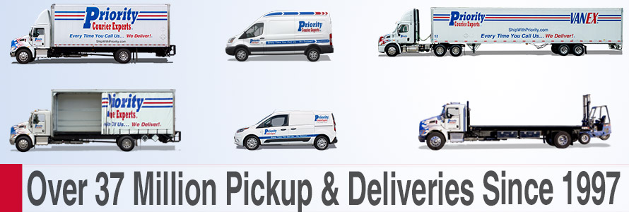 Priority Courier Experts / VANEX - Courier On Demand Delivery for